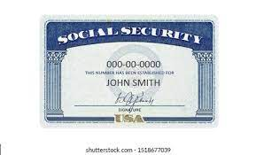 social security phone number